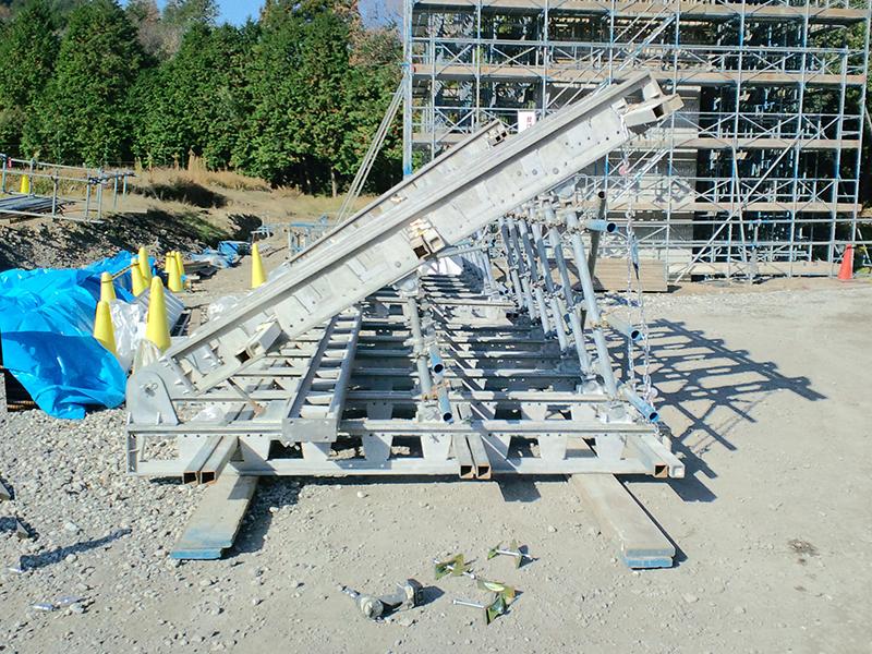 傾斜支保工システム3